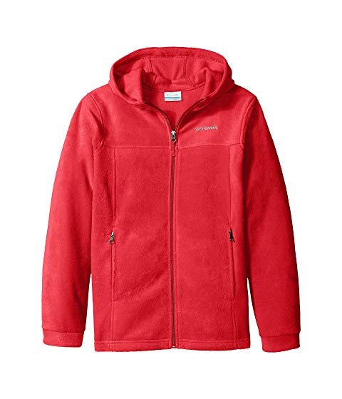 コロンビアキッズ COLUMBIA KIDS フリース Steens・・ キッズ ベビー マタニティ トップス ジュニア 【 Steens・・ Ii Fleece Hoodie (little Kids/big Kids) 】 Mountain Red