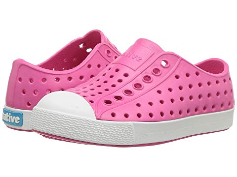 NATIVE KIDS SHOES キッズ ベビー マタニティ ジュニア 【 Jefferson (toddler/little Kid) 】 Hollywood Pink/shell White