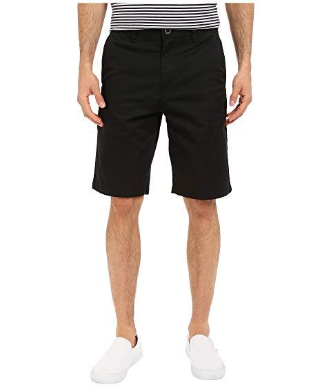 VOLCOM ボルコム チノ ショーツ ハーフパンツ 黒 ブラックVOLCOM BLACK FRICKIN CHINO SHORTSメンズファッション ズボン パンツIfy7gvYb6