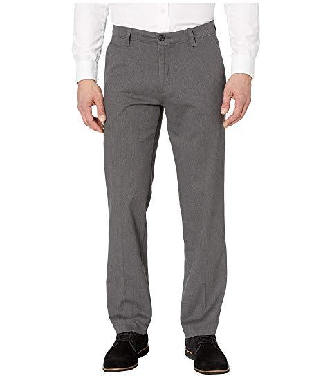ドッカーズ DOCKERS カーキ GRAY灰色 グレイ 【 GREY DOCKERS EASY KHAKI D2 STRAIGHT FIT TROUSERS DARK 】 メンズファッション ズボン パンツ