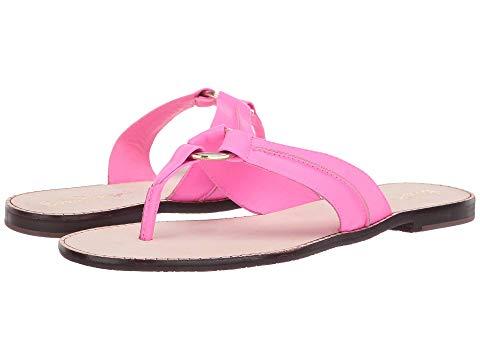 LILLY PULITZER レディース 【 Mckim Sandal 】 Pink Tropics