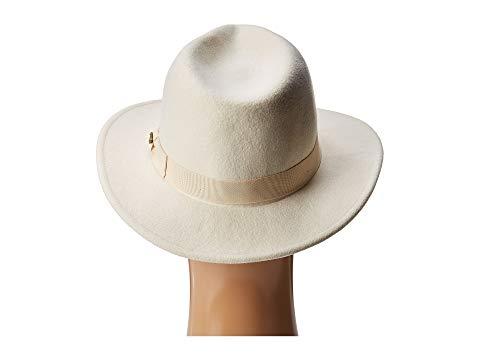 SAN DIEGO HAT COMPANY 【 SAN DIEGO HAT COMPANY WFH8039 FELT FEDORA IVORY 】 バッグ  キャップ 帽子 レディースキャップ 帽子