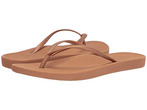 FREEWATERS レディース 【 Becca 】 Rose Gold/tan