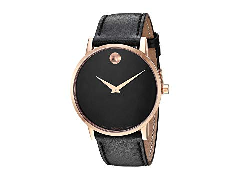 MOVADO コア クラシック ローズ 【 ROSE MOVADO CORE MUSEUM CLASSIC 0607272 PVD 】 腕時計 メンズ腕時計