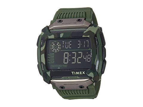 TIMEX タイメックス コマンド 緑 グリーン 【 GREEN TIMEX COMMAND DIGITAL 1 】 腕時計 メンズ腕時計