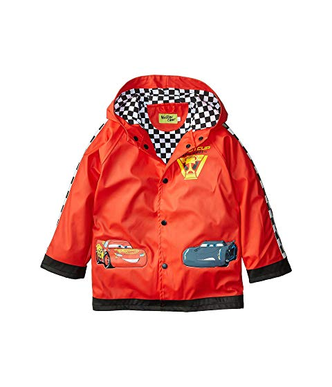 WESTERN CHIEF KIDS チーフ 赤 レッド 【 RED WESTERN CHIEF KIDS LIGHTNING MCQUEEN RAINCOAT TODDLER LITTLE 】 キッズ ベビー マタニティ コート