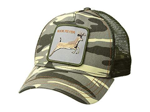 GOORIN BROTHERS トラッカー 【 GOORIN BROTHERS ANIMAL FARM SNAP BACK TRUCKER HAT CAMO 4 POINTS 】 バッグ  キャップ 帽子 メンズキャップ 帽子