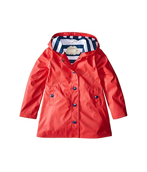 HATLEY KIDS 赤 レッド 【 RED HATLEY KIDS SPLASH JACKET TODDLER LITTLE BIG 】 キッズ ベビー マタニティ コート