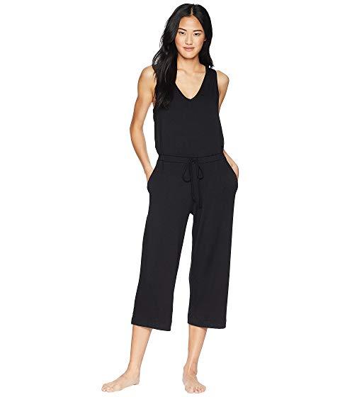 ビヨンドヨガ BEYOND YOGA レディースファッション オールインワン サロペット レディース 【 Farrah Cropped Jumpsuit 】 Black