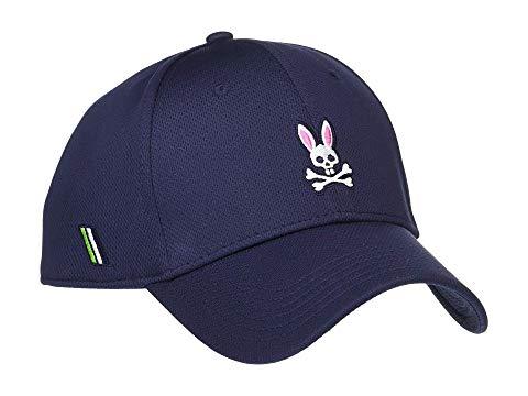 PSYCHO BUNNY ベースボール キャップ キャップ 帽子 紺 ネイビー 【 NAVY PSYCHO BUNNY BASEBALL CAP 】 バッグ  キャップ 帽子 メンズキャップ 帽子