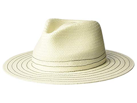 【海外限定】ブランド雑貨 帽子 【 PACKABLE STRAW FEDORA 】