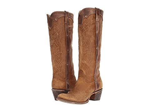 CORRAL BOOTS 茶 ブラウン 【 BROWN CORRAL BOOTS C1971 】 メンズ ブーツ