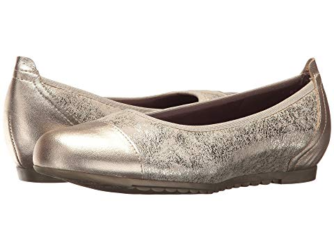 MUNRO 【 HENLEE PLATINUM SHIMMER LEATHER 】 送料無料