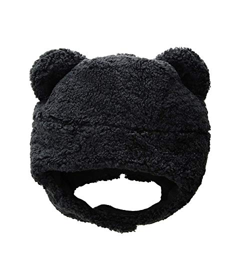 OBERMEYER KIDS キッズ ベビー マタニティ キャップ 帽子 ジュニア 【 Ted Fur Hat 】 Black