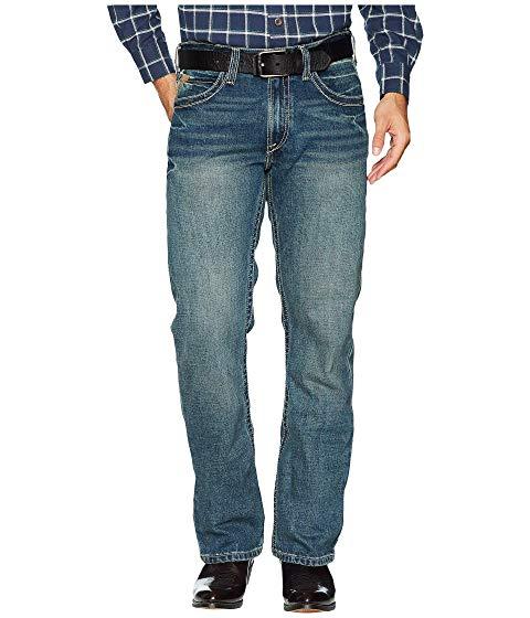 【★スーパーセール中★ 6/11深夜2時迄】アリアト ARIAT ライズ メンズファッション ズボン パンツ メンズ 【 M5 Arrowhead Low Rise Straight Leg Jean 】 Gulch