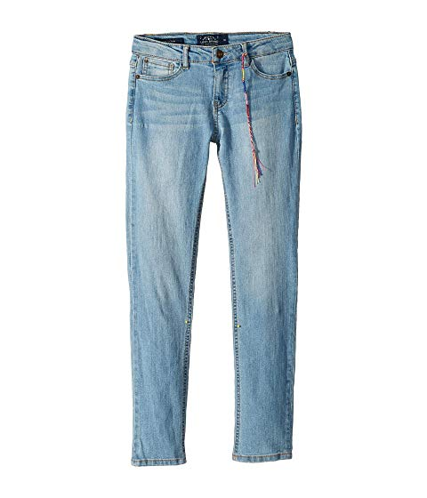 LUCKY BRAND KIDS キッズ ベビー マタニティ ボトムス ジュニア 【 Zoe Jeans In Christie Wash (big Kids) 】 Christie Wash