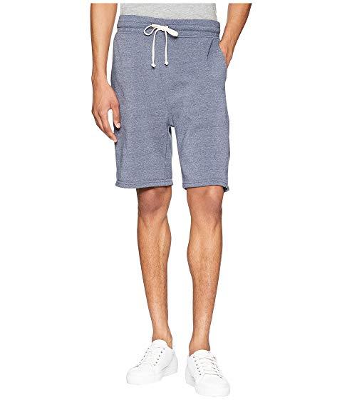 オルタナティブ ALTERNATIVE フリース 【 ECO FLEECE GYM SHORTS TRUE NAVY 】 メンズファッション ズボン パンツ 送料無料