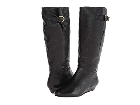 STEVEN NEW YORK レディース 【 Intyce 】 Black Leather