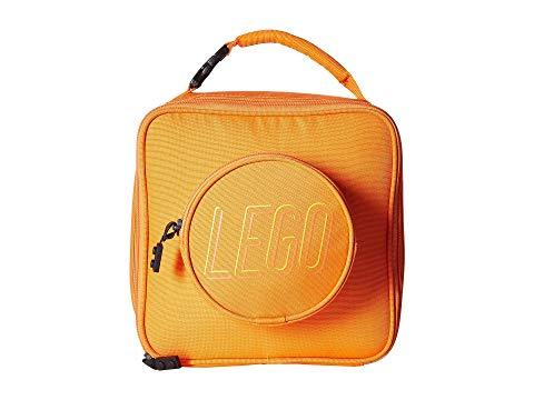 LEGO ランチ バッグ キッズ ベビー マタニティ ランドセル ジュニア 【 Brick Lunch Bag 】 Orange