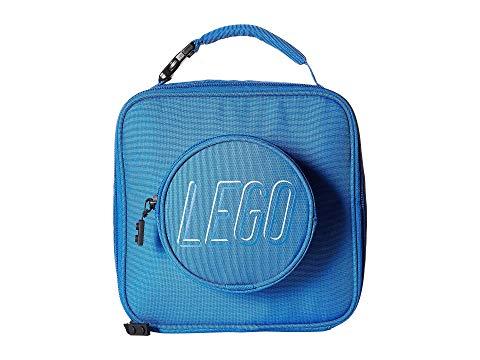 【3店舗買い回りで最大P10倍! 1/20-1/31迄】LEGO ランチ 【 BRICK LUNCH BAG BLUE 】 キッズ ベビー マタニティ バッグ ランドセル 送料無料