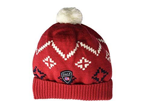 ダーレオブノルウェイ DALE OF NORWAY キッズ ベビー マタニティ キャップ 帽子 ジュニア 【 Seefeld Hat 4-8 Years 】 B-raspberry/navy/off-white
