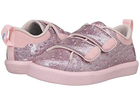 NATIVE KIDS SHOES H&L 【 MONACO GLITTER TODDLER LITTLE KID PINK COLD 】 キッズ ベビー マタニティ 送料無料