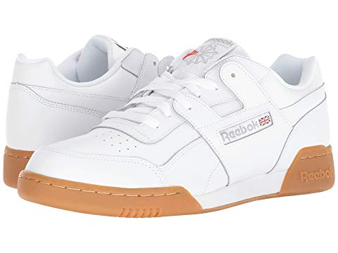 REEBOK LIFESTYLE ワークアウト メンズ 【 Workout Plus 】 White/carbon/classic Red/reebok Royal/gum