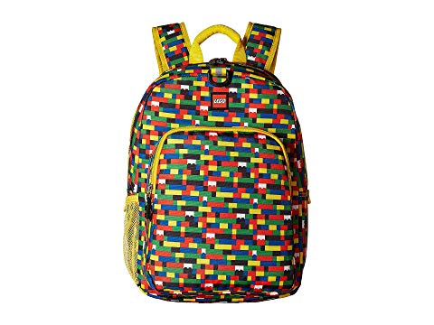 LEGO クラシック バックパック バッグ リュックサック キッズ ベビー マタニティ ランドセル ジュニア 【 Brick Wall Heritage Classic Backpack 】 Assorted