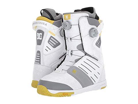 ディーシー DC デュエル Boa・・ スニーカー メンズ 【 Judge Dual Boa・・ Snowboard Boots 】 White