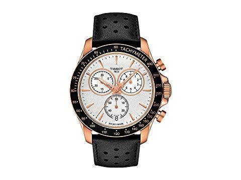 TISSOT ローズ 金色 ゴールド 【 ROSE TISSOT V8 CHRONO QUARTZ T1064173603100 GOLD 】 腕時計 メンズ腕時計