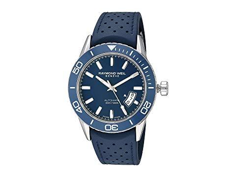 RAYMOND WEIL 青 ブルー 【 BLUE RAYMOND WEIL FREELANCER 2760SR350001 】 腕時計 メンズ腕時計