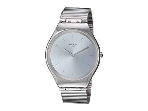 SWATCH GRAY灰色 グレイ 【 GREY SWATCH SKINPOLE SYXS103GG 】 腕時計 男女兼 腕時計