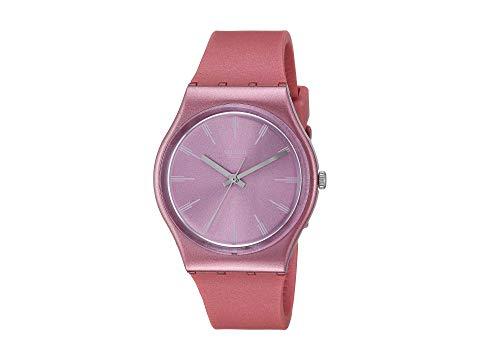 SWATCH ピンク 【 PINK SWATCH PASTELBAYA GP154 】 腕時計 男女兼 腕時計