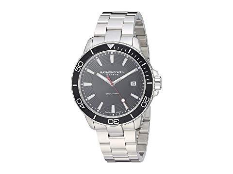 RAYMOND WEIL 黒 ブラック 【 BLACK RAYMOND WEIL TANGO 300 8260ST120001 】 腕時計 メンズ腕時計
