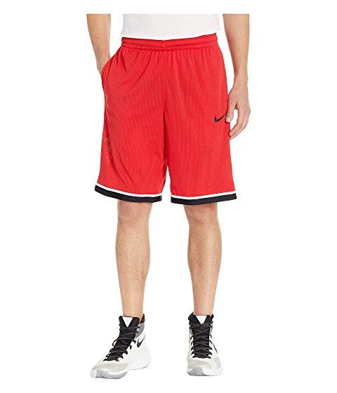 ナイキ NIKE クラシック ショーツ ハーフパンツ 赤 レッド 黒 ブラック 【 RED BLACK NIKE DRY CLASSIC SHORTS UNIVERSITY 】 メンズファッション ズボン パンツ