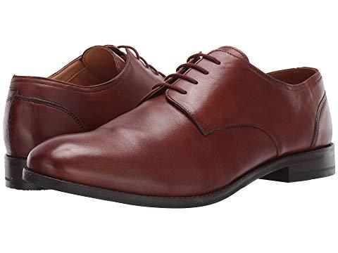 クラークス CLARKS フローレス スニーカー メンズ 【 Flow Plain 】 British Tan Leather