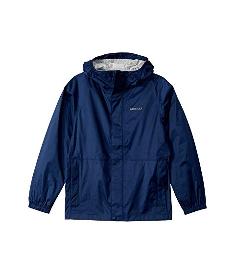 MARMOT KIDS 紺 ネイビー PRECIP 【 NAVY MARMOT KIDS ECO JACKET LITTLE BIG ARCTIC 】 キッズ ベビー マタニティ コート