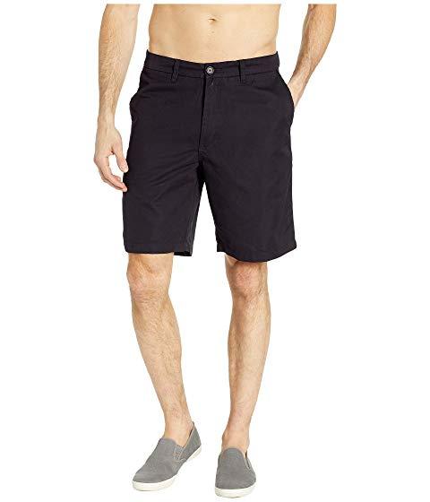 【★スーパーセール中★ 6/11深夜2時迄】QUIKSILVER WATERMAN チノ メンズファッション ズボン パンツ メンズ 【 Maldive Chino 1 】 Black
