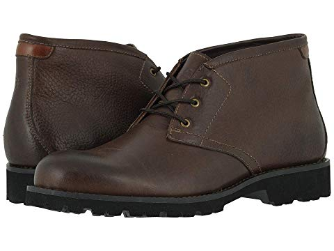 TRASK スニーカー メンズ 【 Garrett 】 Dark Brown American Bison