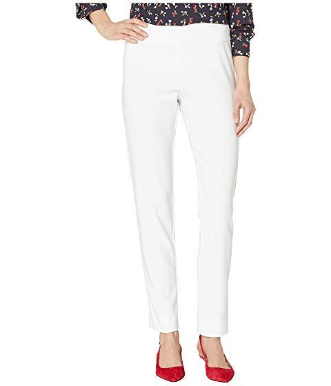 KRAZY LARRY ドレス 【 MICROFIBER LONG SKINNY DRESS PANTS WHITE 】 レディースファッション ボトムス パンツ 送料無料