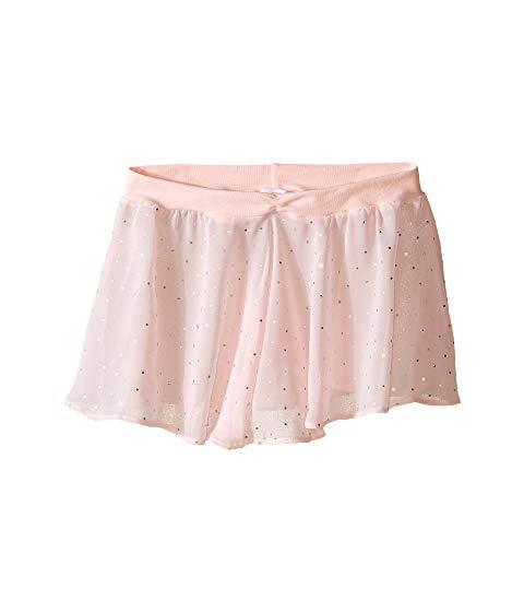 ブロックキッズ BLOCH KIDS キッズ ベビー マタニティ ボトムス ジュニア 【 Georgette Sequin Dot Skirt (little Kids/big Kids) 】 Candy Pink