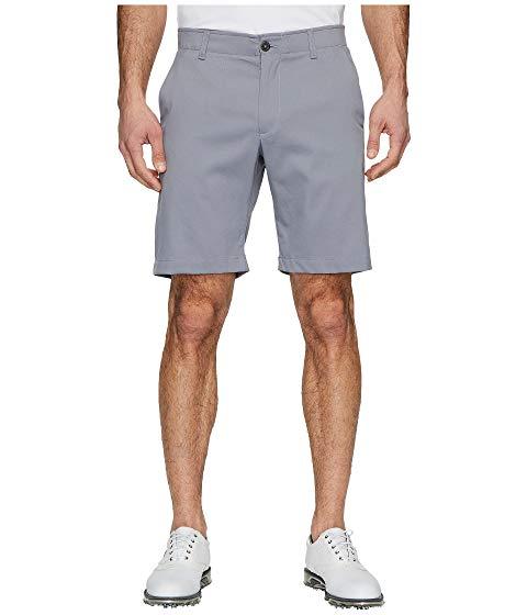 UNDER ARMOUR GOLF ゴルフ ショーツ ハーフパンツ メンズファッション ズボン パンツ メンズ 【 Ua Showdown Golf Shorts 】 Zinc Gray/steel Medium Heather/zinc Gray