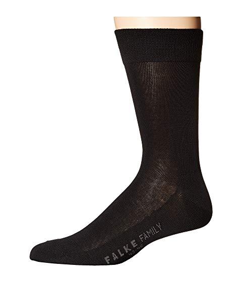 FALKE インナー 下着 ナイトウエア メンズ 下 レッグ 【 Family Sock 】 Black