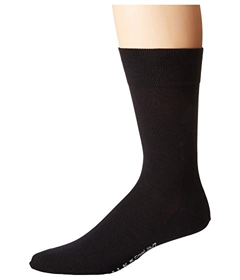 FALKE クール インナー 下着 ナイトウエア メンズ 下 レッグ 【 Cool 24/7 Sock 】 Black