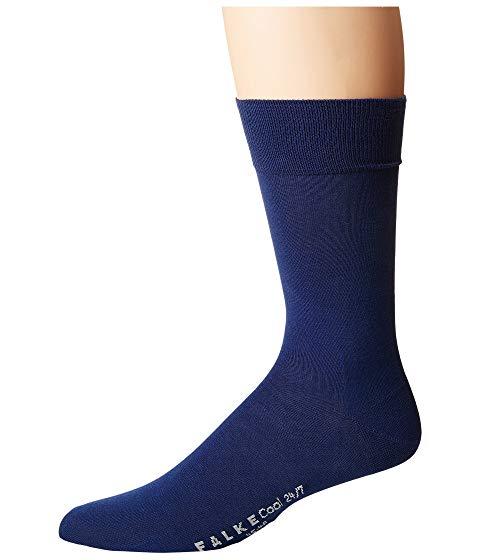 FALKE クール インナー 下着 ナイトウエア メンズ 下 レッグ 【 Cool 24/7 Sock 】 Royal Blue