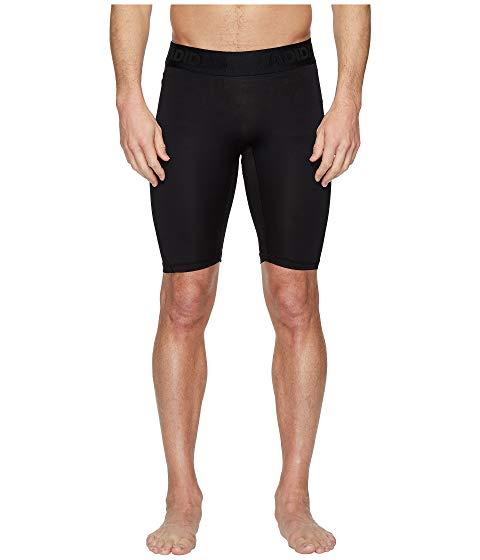 アディダス ADIDAS ショーツ ハーフパンツ メンズファッション ズボン パンツ メンズ 【 Alphaskin Sport Tight Shorts 】 Black
