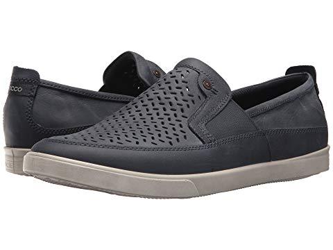 【海外限定】スリッポン 靴 【 SLIPON COLLIN PERF 】