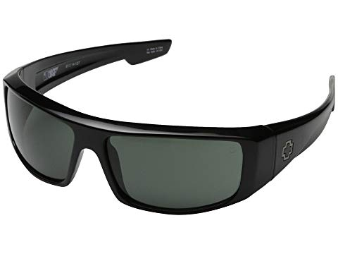 SPY OPTIC 黒 ブラック 灰色 グレー グレイ 緑 グリーン 【 BLACK GRAY GREEN SPY OPTIC LOGAN HAPPY 】 バッグ  眼鏡