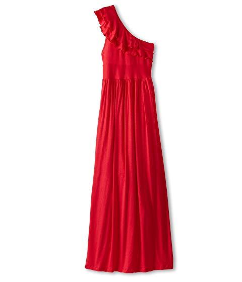 FIVELOAVES TWOFISH ドレス 赤 レッド 【 RED FIVELOAVES TWOFISH BEDOUIN MAXI DRESS LITTLE KIDS BIG 】 キッズ ベビー マタニティ ベビー服 ファッション