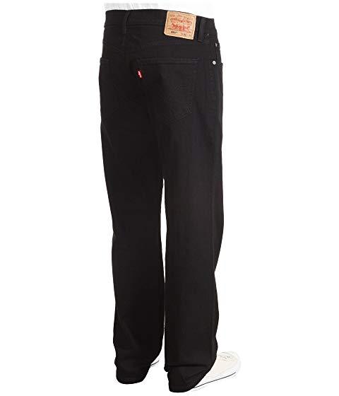 LEVI'S・・ MENS メンズ 黒 ブラック LEVI'S・・ 559・・ 【 BLACK MENS RELAXED STRAIGHT 】 メンズファッション ズボン パンツ
